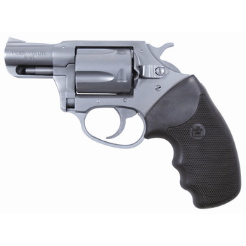 """Charter Arms Undercover, 38 Special, 2"""" Barrel, Aluminum Frame, Stainless Finish, Rubber Grips, Fixed Sights, 5Rd, Ultra Lite, Fired Case 53820, UPC :678958538205"""