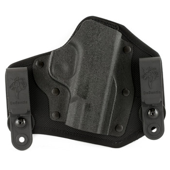 Desantis Invader Inside The Pant Holster, Fits M&P45 Shield, Right Hand, Black Nylon M65KA5EZ0, UPC :792695337645