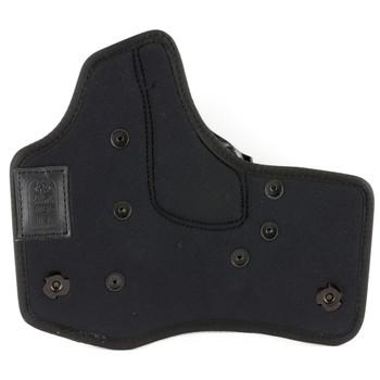 Desantis Invader Inside The Pant Holster, Fits S&W M&P 9/40, Right Hand, Black Nylon M65KAM9Z0, UPC :792695328315