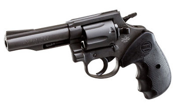 Armscor M200, Revolver, Double Action, 38 Special, 4, Alloy, Parkerized, Polymer, 6Rd, Fixed Sights 51261, UPC :4806015512615