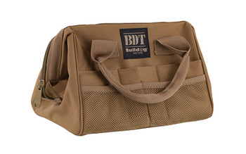 Bulldog Cases Tactical, Range Bag, Tan, Nylon, Medium BDT405T, UPC :672352010725