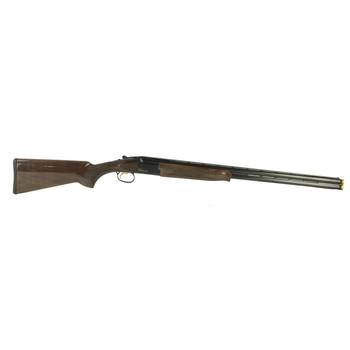 "Browning CXS, Shotgun, Over/Under, 20 Gauge, 3"", 28"" Barrel, 3 Choke Tubes, Blued Steel Finish, Walnut Stock 018073604, UPC : 023614443025"