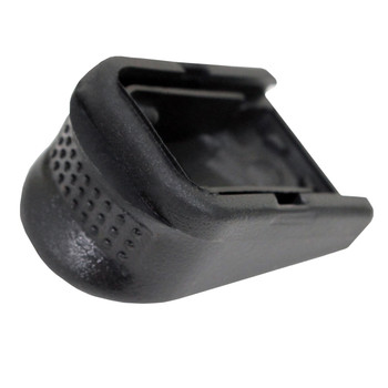 Pachmayr Base Pad, Black Finish, Fits Glock 26/27/33/39, Converts Glock 39 to 7Rd, Converts Glock 27/33 to 10Rd, Converts Glock 26 to 12Rd 03882, UPC : 034337038825
