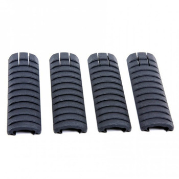 ProMag ProMag, Rail Cover, Fits Picatinny, 4 Pack PM015A, UPC :708279007545
