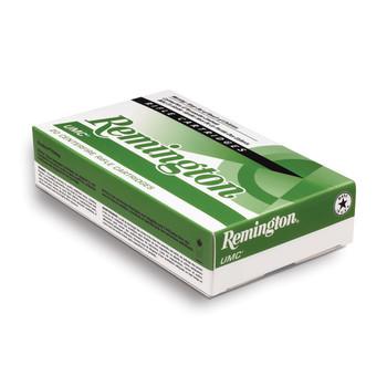 Remington UMC, 300 AAC Blackout, 220 Grain, Open Tip, Flat Base, 20 Round Box 21422, UPC : 047700414805
