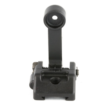 Griffin Armament M2 Folding Rear Sight, Includes 12 O'Clock Bases, Fits Picatinny, Matte Finish GAM2R, UPC :791154082805