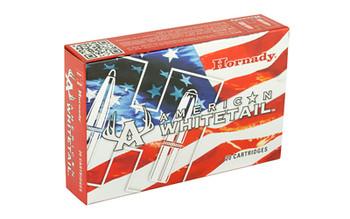 Hornady American Whitetail, 270 Win, 140 Grain, InterLock, 20 Round Box 80534, UPC : 090255805345