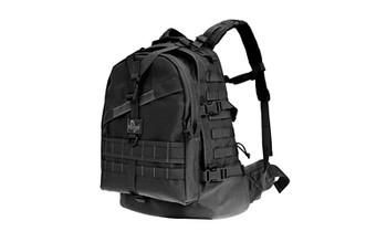 "Maxpedition Vulture II Backpack, 20.5""x16""x7.5"", Black 0514B, UPC :846909001645"