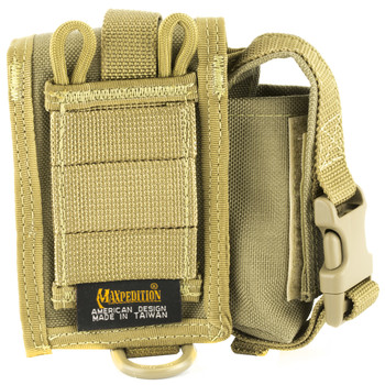Maxpedition TC-5 Pouch, Khaki, Nylon PT1029K, UPC :846909014065