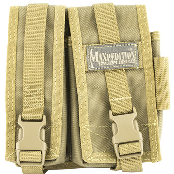 Maxpedition TC-8 Waistpack, Khaki, Nylon PT1032K, UPC :846909012795