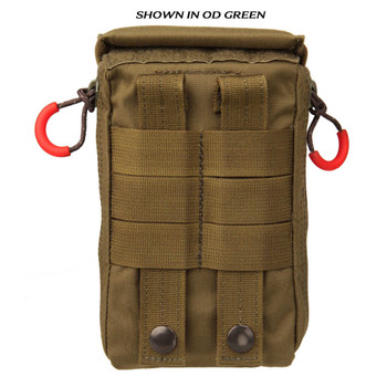 BLACKHAWK! Compact Medical Pouch, Coyote Tan 37CL124CT, UPC :648018182785