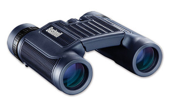 Bushnell H2O Binocular, 10X25mm, Roof Prism, Black Finish 138005, UPC : 029757130105