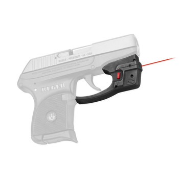 Crimson Trace Corporation Defender Series, Accu-Guard Laser, Fits Ruger LCP, Black Finish DS-122, UPC :610242004485
