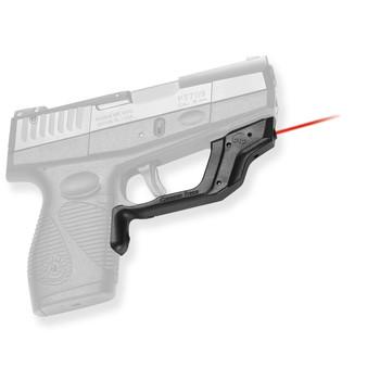 Crimson Trace Corporation Laserguard, Fits Taurus 709 Slim, Black, Front Activated LG-447, UPC :610242001095
