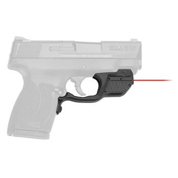 Crimson Trace Corporation Laserguard, S&W M&P SHIELD 45, User Installed, Black LG-485, UPC :610242008025