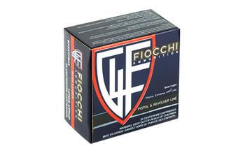 Fiocchi Ammunition Centerfire Pistol, 9MM, 147 Grain, XTP, 25 Round Box 9XTPB25, UPC :762344710495
