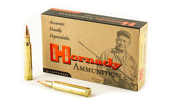 Hornady Custom, 300 Weatherby, 165 Grain, GMX, 20 Round Box 82220, UPC : 090255822205