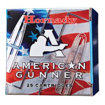 Hornady American Gunner, 357MAG, 125 Grain, XTP, 25 Round Box 90504, UPC : 090255905045