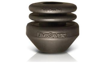 Limbsaver De-Resonator, Fits Most Bull Barrels, Black 12052, UPC :697438120525
