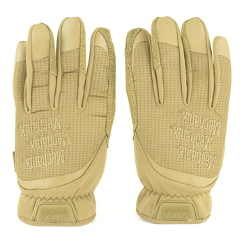 Mechanix Wear Gloves, L, Coyote Brown, Fastfit FFTAB-72-010, UPC :781513638675