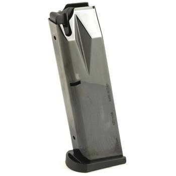 Armscor Magazine, Fits Beretta 92, 9MM, 17 Round, Blued, Finish 49217, UPC :812285023465