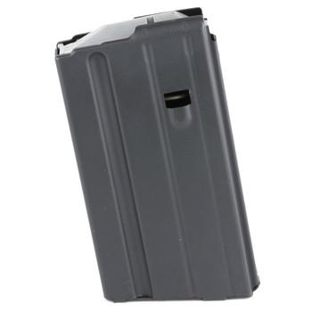 Ammunition Storage Components Mag, 6.8SPC, 15Rd, Black, AR Rifles 6.8-15RD-SS, UPC :818805010175