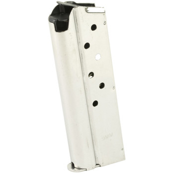 Springfield Magazine, 9MM, 8Rd, Fits UC, Stainless Finish PI0920, UPC :706397851415