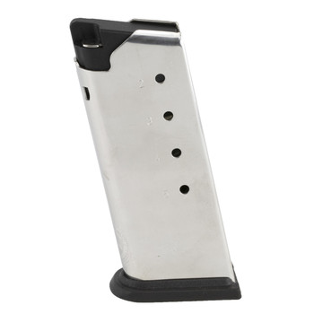 Springfield Magazine, 45ACP, 5Rd, Fits XDS, Stainless Finish XDS5005, UPC :706397892845
