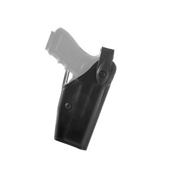 Safariland Model 6280 Holster, Mid-Ride, Fits Glock 17/22/19/23 with Streamlight M3 or M6, Right Hand, STX Tactical, Black 6280-8321-131, UPC :781606848585