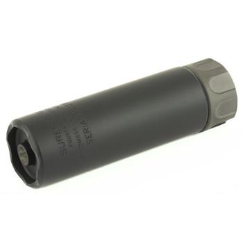 Surefire 2nd Gen SOCOM Rifle Suppressor, Mini, 5.56MM, Black Finish SOCOM556-MINI2-BK, UPC : 084871324465