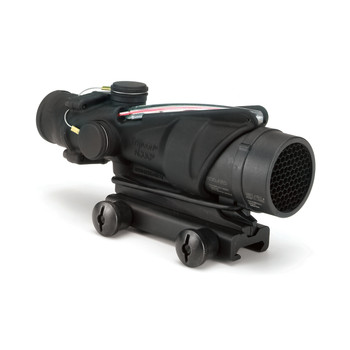 Trijicon ACOG, 4x32, Dual Illuminated Red Chevron, USMC Rifle Combat Optic (RCO) for M4 and M4A1 (14.5 in. Barrel), With TA51 Mount TA31RCO-M4CP, UPC :719307302075