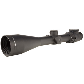 Trijicon AccuPoint, Rifle Scope, 4-16X50mm, 30mm, Duplex With Green Dot Reticle, Matte Finish TR29-C-200131, UPC :719307402485
