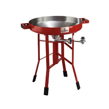 FireDisc Deep Cooker 24 Inch - Red, UPC :859996004055