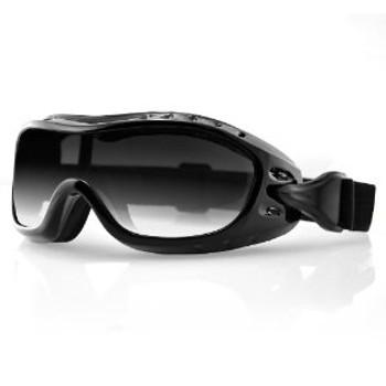 Bobster Night Hawk II Goggle OTG with Photochromic Lens, UPC :642608045115