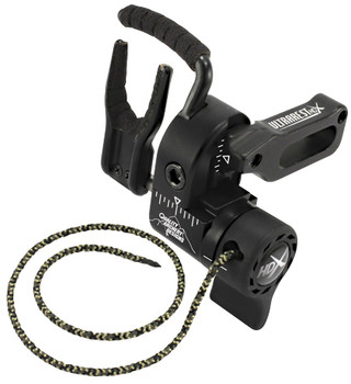 QAD HDX Arrow Rest Black Lefthand, UPC :710504035285