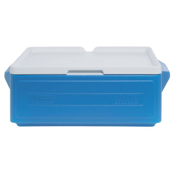Coleman 25 Quart Party Stacker Cooler 24 Can Capacity Blue, UPC : 076501375145