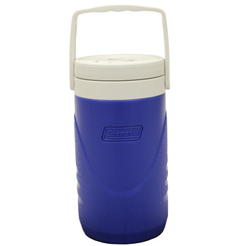 Coleman .5 Gallon Jug Blue 3000001016, UPC : 076501377255