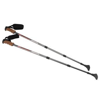 Coleman Trekking Survival Poles (Pair) Tan/Black 2000016536, UPC : 076501928945