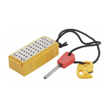 Smiths Pack Pal Tinder Maker with Fire Starter, UPC : 027925505625