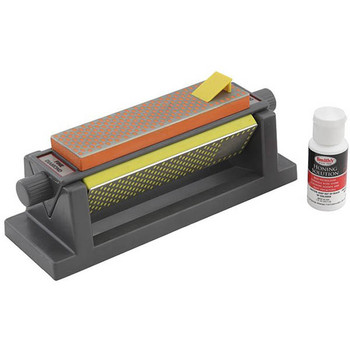 Smiths 6 in. Diamond Tri-Hone Sharpener, UPC : 027925503805