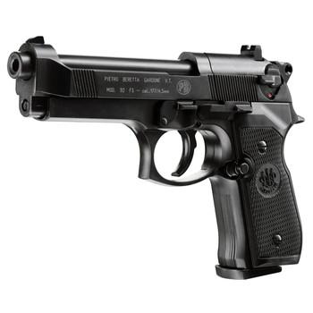 Beretta M 92 FS Air Gun 8 Shot Rotary Black, UPC :723364530005