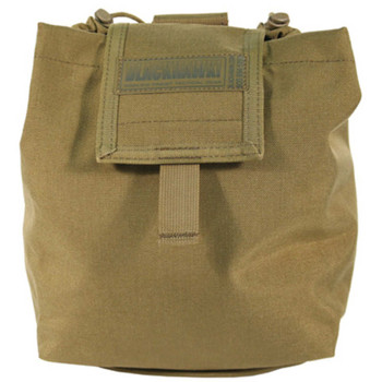 Blackhawk Folding Dump Pouch Coyote Tan, UPC :648018042645