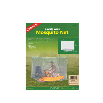 "Coghlan's Double Wide Mosquito Net 78"" x 32"" x 59"" Mesh, UPC : 056389097605"