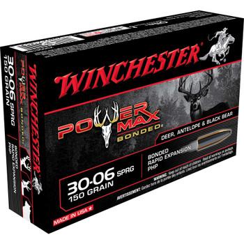 PWR MAX 30-06 SPR 150GR PMB 20/BX, UPC : 020892218055