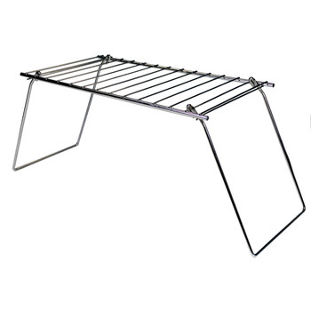 Coghlan's Folding Pack Grill Steel, UPC : 056389087705