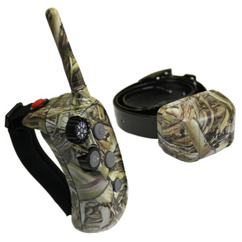 D.T. Systems The Rapid Access Pro Trainer 1400 Coverup Electronic Dog Collar Combo Camo, UPC :712548012215