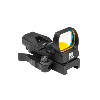 Green Reflex Sight/4 Reticles/Qr Mnt/Blk, UPC :848754001245