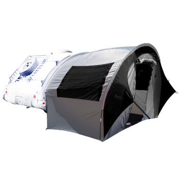 TAB Trailer Side Tent - silver/black trim, UPC :721209076015