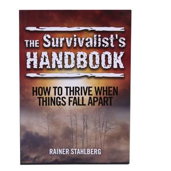 The Survivalist's Handbook, UPC :9781629145655