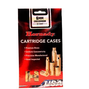 6mm Creedmoor Unprimed /50, UPC : 090255862805